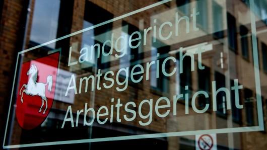 Am Landgericht Göttingen wird der Mordprozess gegen einen 47-Jährigen verhandelt. (Symbolbild)