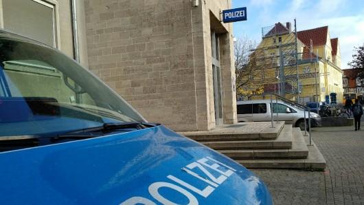 Der Sitz der Polizeiinspektion Gifhorn.