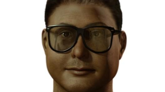 Der Täter ist zwischen 30 und 35 Jahre alt und etwa 1,60 Meter groß.