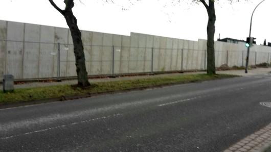 In den vergangenen Monaten hatte vor allem die Lärmschutzwand für das neue Wohngebiet An der Gärtnerei für heftige Debatten in Ehmen gesorgt (Archivfoto).