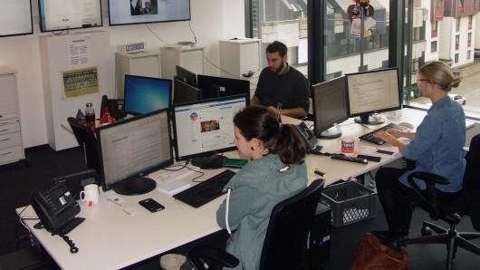 Der Desk von news38.de