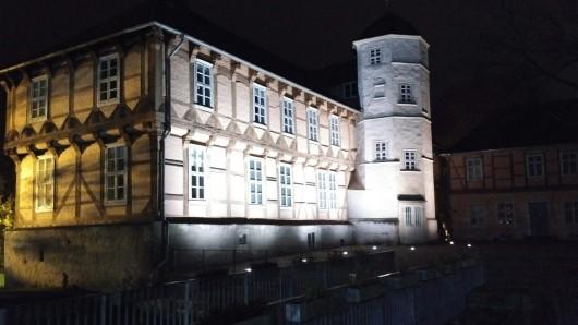 Das wohl bekannteste Gebäude Fallerslebens: das Schloss.