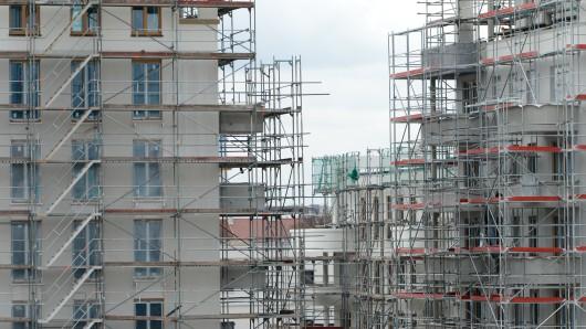 An der Berliner Straße sollen rund 300 neue Wohnungen entstehen (Symbolbild).