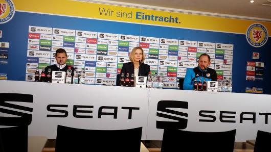Torsten Lieberknecht ist überzeugt, dass seine Mannschaft gegen den 1. FC Nürnberg gewinnen kann.