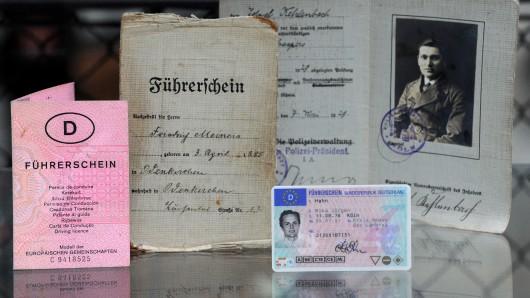 Es gibt verschiedene Versionen des Führerscheins - der 47 Jahre alte Mann hatte allerdings nur eine Kopie an Bord. (Symbolbild)