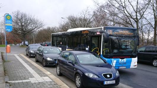 Die Busse der KVG verkehren ab Sonntag kommender Woche noch viel häufiger zwischen den 31 Stadtteilen von Salzgitter (Archivbild)