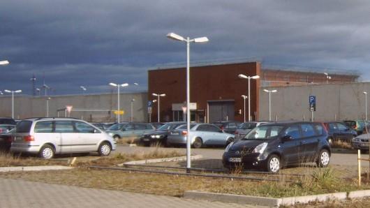 Das Jugendgefängnis Raßnitz im Saalekreis.