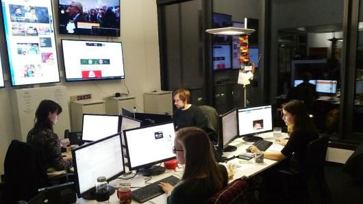 Der Desk von news38.de.
