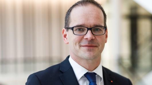 Niedersachsens neuer Kultusminister Grant Hendrik Tonne (SPD). (Archivbild)