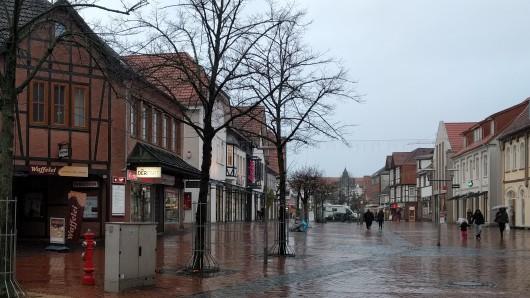 Ein Audi ist am Nachmittag durch die Gifhorner Innenstadt gerast. (Archivbild)