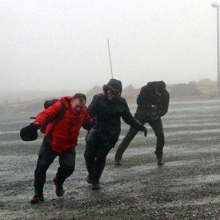 Auf dem Brocken erwarten wir orkanartige Böen - auch für die Region38 ist Schmuddel-Wetter angesagt (Archivbild).