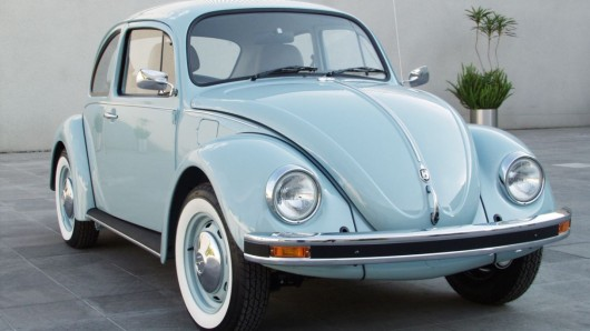 Ein Kleiner ganz groß: Heute vor 40 Jahren lief der letzte VW Käfer in Emden vom Band.