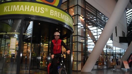 Das  Klimahaus in Bremerhaven (Archivbild).