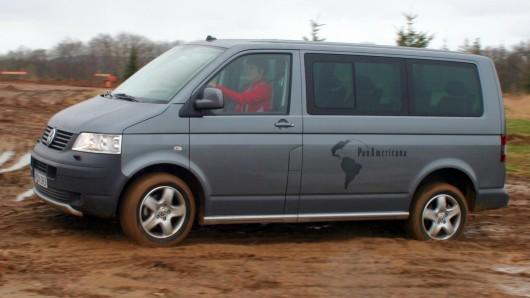 Einen VW Multivan (Symbolbild) haben Unbekannte am Wochenende in Wolfenbüttel gestohlen.