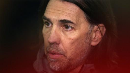 Wolfsburgs Trainer Martin Schmidt (Archivbild).