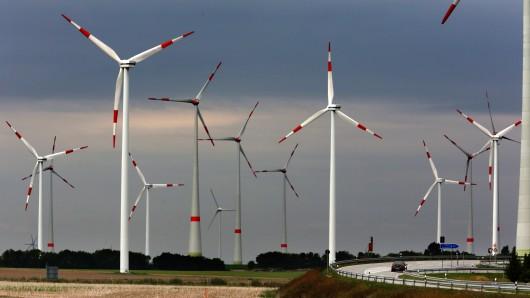 Niedersachsen ist das Windenergieland Nummer 1 (Symbolbild).