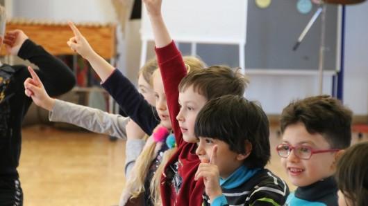 Schulen in Lehndorf, Wendschott und Radenbeck werden in Zukunft zu Ganztagsschulen. (Archivbild)