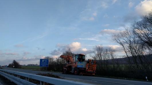 Bei gutem Wetter wird die A39 zwischen Salzgitter-Lichtenberg und Baddeckenstedt voraussichtlich am 17. April gesperrt.