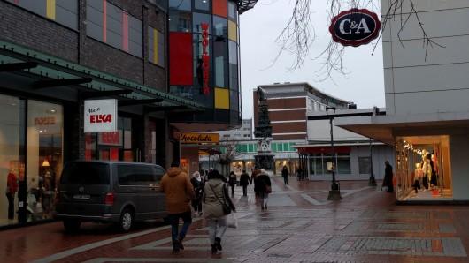 Ein neues Geschäft eröffnet in der Innenstadt in Salzgitter. (Symbolbild)
