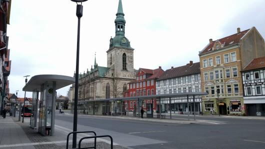 Der Kornmarkt ist während des Altstadtfestes gesperrt (Archivbild).