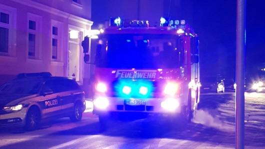 Die Feuerwehr in Süpplingen hat am Samstag einen Brand in einem Pflegeheim gelöscht (Archivbild).