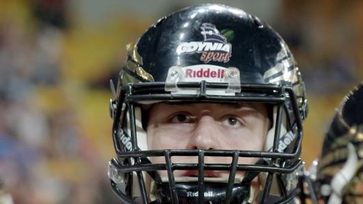 Adam Roszkowski ist der neue Nationalspieler der New Yorker Lions.