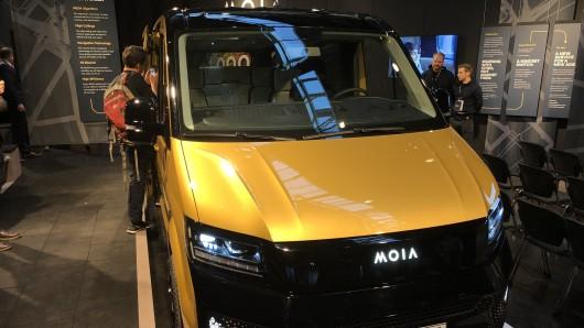 Fahrgemeinschaft 3.0: Moia soll jetzt auch in Hamburg ausprobiert werden.