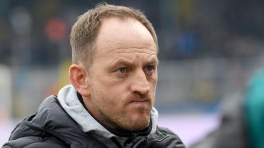Eintracht-Trainer Torsten Lieberknecht (Archivbild).