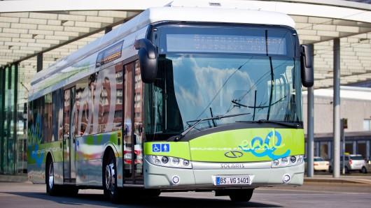 Noch keine Anträge der Städte auf Förderung von Elektrobussen.