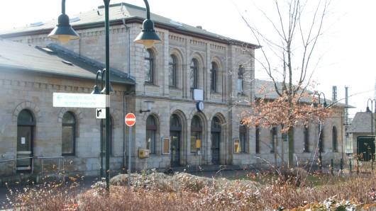 Der Bahnhof Helmstedt wird im Mai zur touristischen Anlaufstelle Nummer 1. (Archivbild)