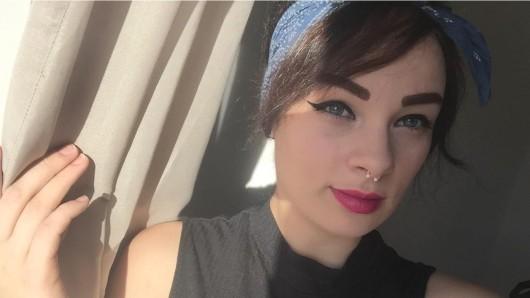 Ann-Kathrin Gallaschik aus Helmstedt möchte Girl des Monats werden.