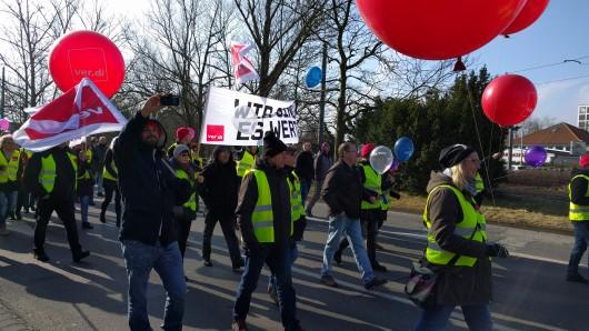 Auch in Helmstedt werden Streiks erwartet (Symbolbild).