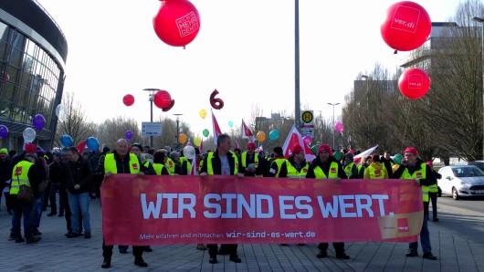 Die Verdi ruft zum Streik auf - auch in Gifhorn kommt es zu Einschränkungen (Archivbild).