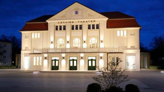 Das Lessingtheater in Wolfenbüttel. (Archivbild)