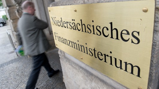 Das niedersächsische Finanzministerium in Hannover. (Archivbild)