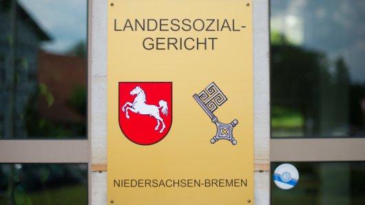 Das Landessozialgericht in Celle. (Archivbild)