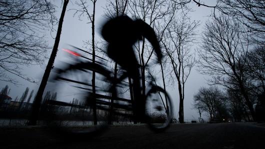 Der Radfahrer hatte 2.54 Promille intus (Symbolbild).