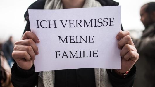 Syrische Flüchtlinge sollen ihre Familien einfacher nach Niedersachsen holen können (Archivbild).