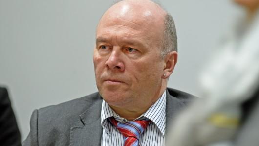 Dietmar Schilff, Hauptkommissar in Braunschweig und Landesvorsitzender der Gewerkschaft der Polizei in Niedersachsen.
