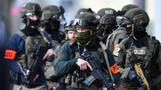 Beamte der Polizei sollen künftig mehr  Rechte haben (Symbolbild).