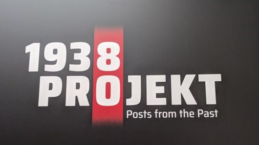 Das Projekt zeigt die Lebenswirklichkeit deutschsprachiger Juden im Jahr 1938.