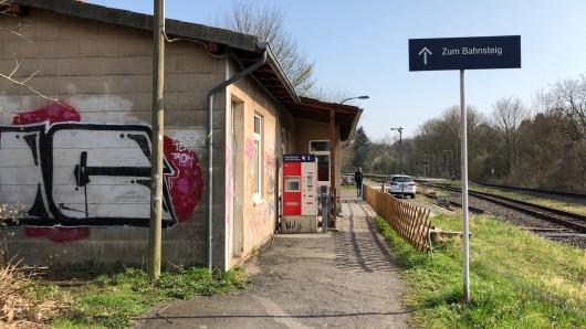 Der Bahnhof Gliesmarode soll zum Verknüpfungspunkt aller öffentlichen Verkehrsmittel werden.