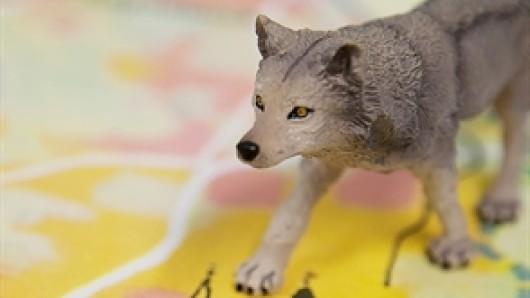 Der Wolf gehört natürlich zu Wolfsburg - doch es gibt noch viel mehr Wahrzeichen.