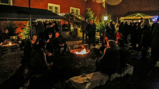 In Wolfenbüttel soll in der Adventszeit ein weiterer Hof öffnen (Archivbild).