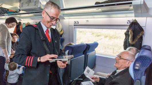 Recep Buluter aus Hannover gewann den Preis Eisenbahner mit Herz 2018.