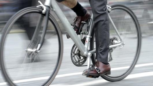 Ein betrunkener Radfahrer war in Vorsfelde unterwegs (Symbolbild).