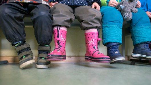 Ab dem 1. August geht es für viele Kids in die Kita. (Symbolbild)