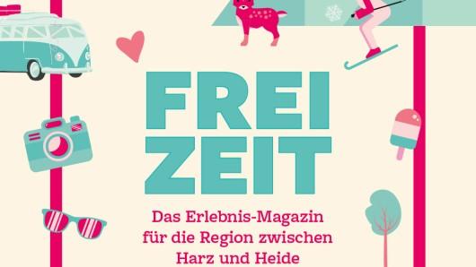 Das Cover des Magazin Freizeit