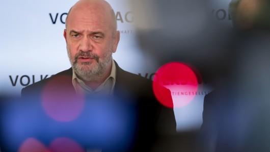 VW-Betriebsratsvorsitzender Bernd Osterloh.