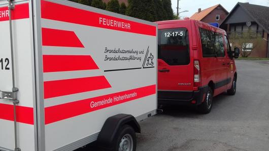 Die Brandschutzerziehung veranstaltet am 23. Juni einen Verkehrssicherheitstag auf dem Schützenplatz in Hohenhameln.